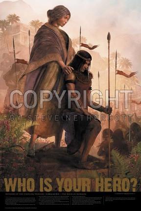 Mothers of stripling warriors poster