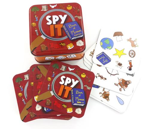 Spy it bom p00801