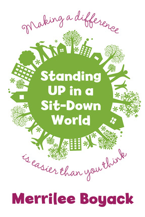 Standing Up in a Sit Down World