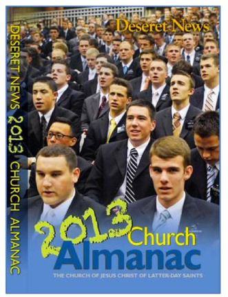 2013 Church Almanac
