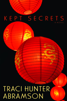 Kept secrets cover