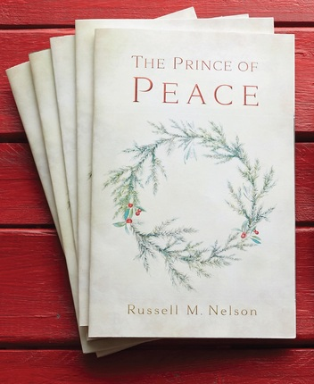 Prince of peace booklets