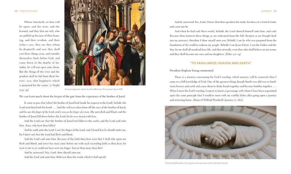 Understanding Temple Symbols Through Scripture History And Art