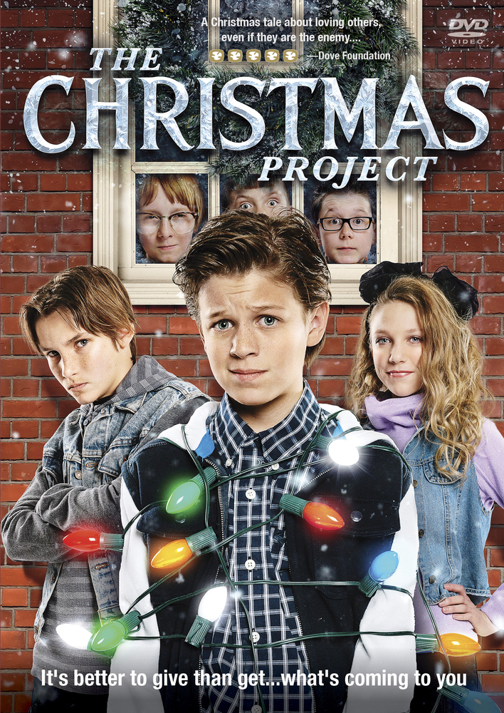 The christmas project cover
