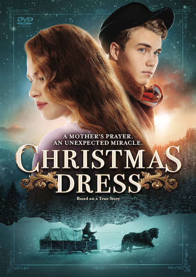 The christmas dress dvd