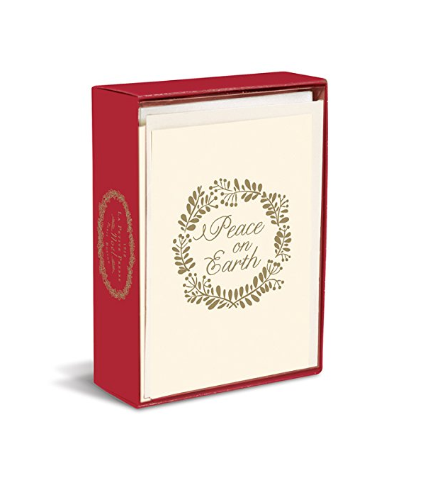 peace on earth christmas cards by graphique de france - Peace On Earth Christmas Cards