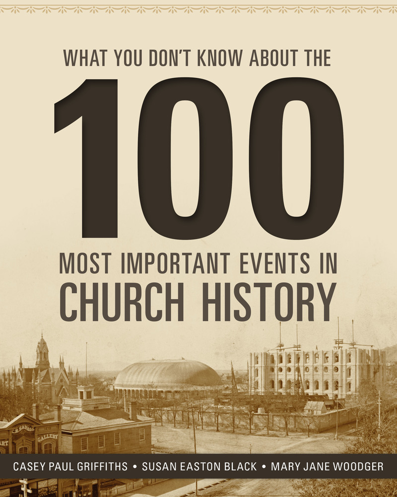Whatyoudontknow 100events cover new