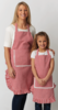 Mother daughter apron set 2