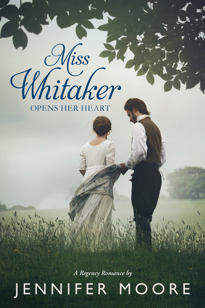 Miss whitaker cover