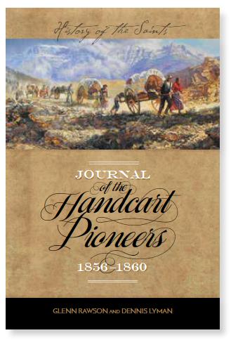 journal of the handcart pioneers