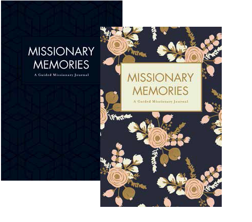 Missionary memories journal