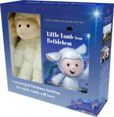 the little lamb from bethlehem - The Year Of The Perfect Christmas Tree