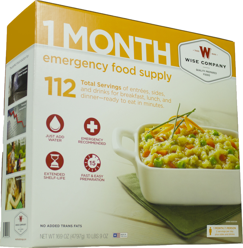 Food storage preparedness deseret book 1 month food supply box forumfinder Choice Image