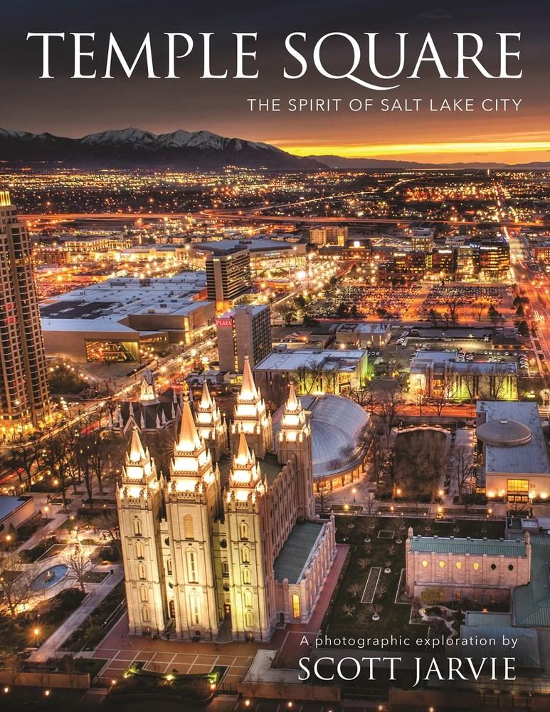 Temple Square The Spirit Of Salt Lake City