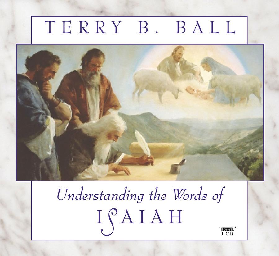 Understanding words isaiah cd
