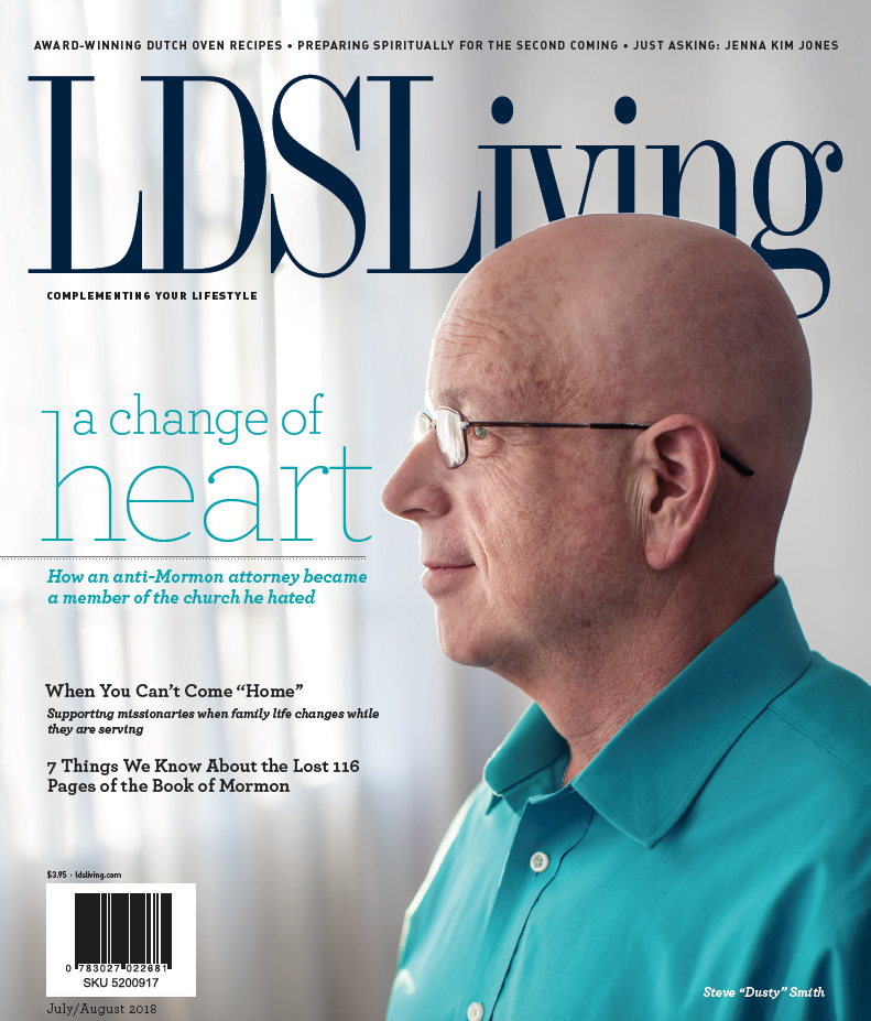 Lds living magazine july august 2018