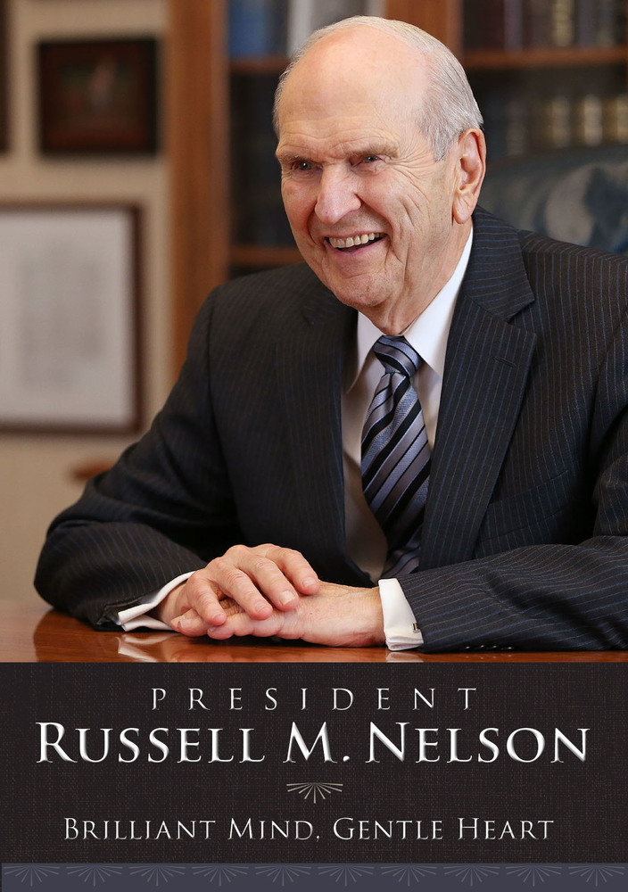 Russell m. nelson brilliant mind gentle heart dvd