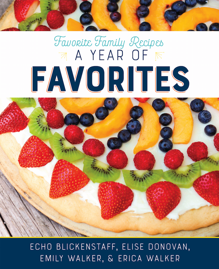 Favorite family recipes a year of favorites