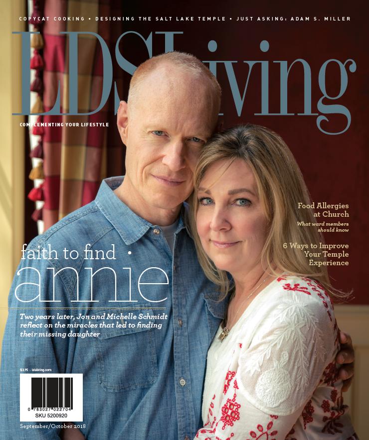 LDS Living Magazine September/October 2018