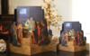 Diorama nativity