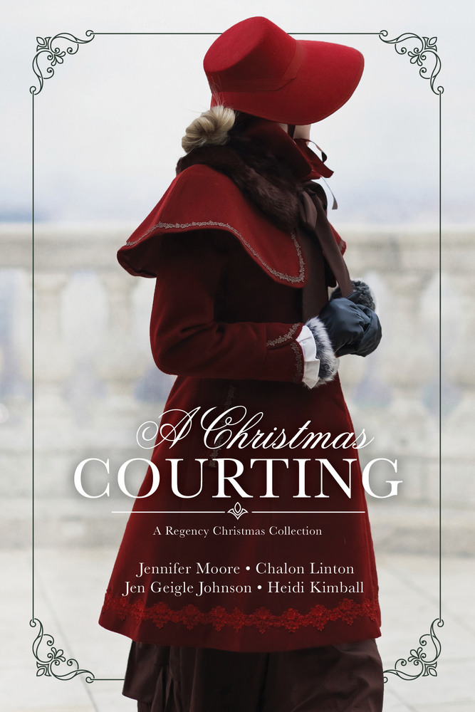 A christmas courting