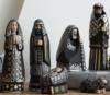 Jorge cooco nativity holy family