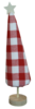 Checkered red tree