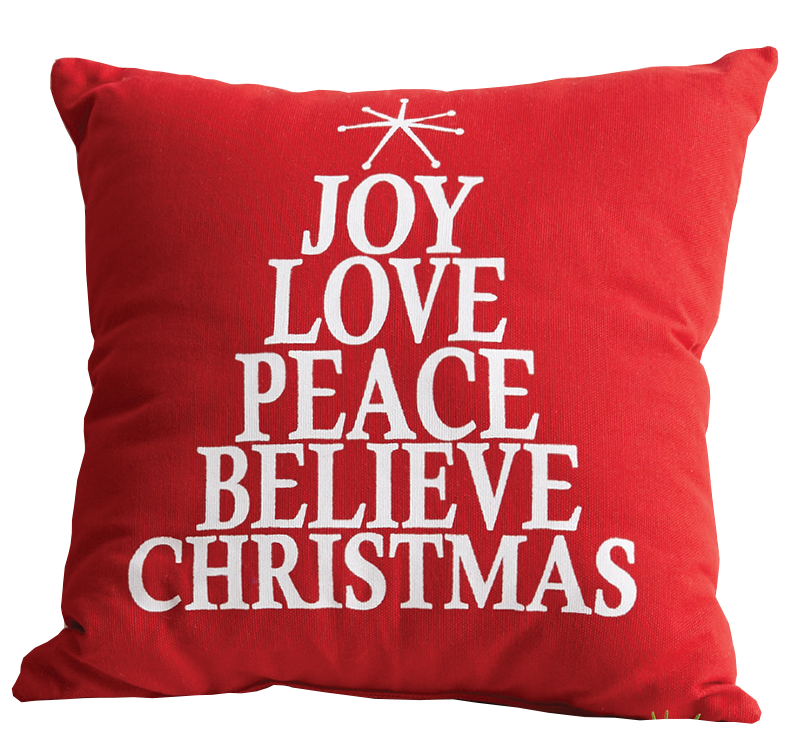 Christmas tree pillow %28premium%29