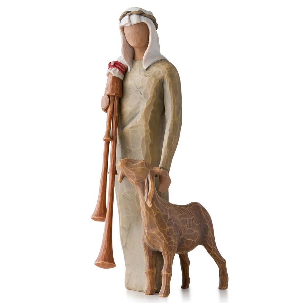 Zampognaro figurine shepherd with bagpipe root 27183 1470 1