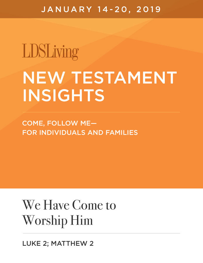 New Testament Insights from Come Follow Me—For Individuals and