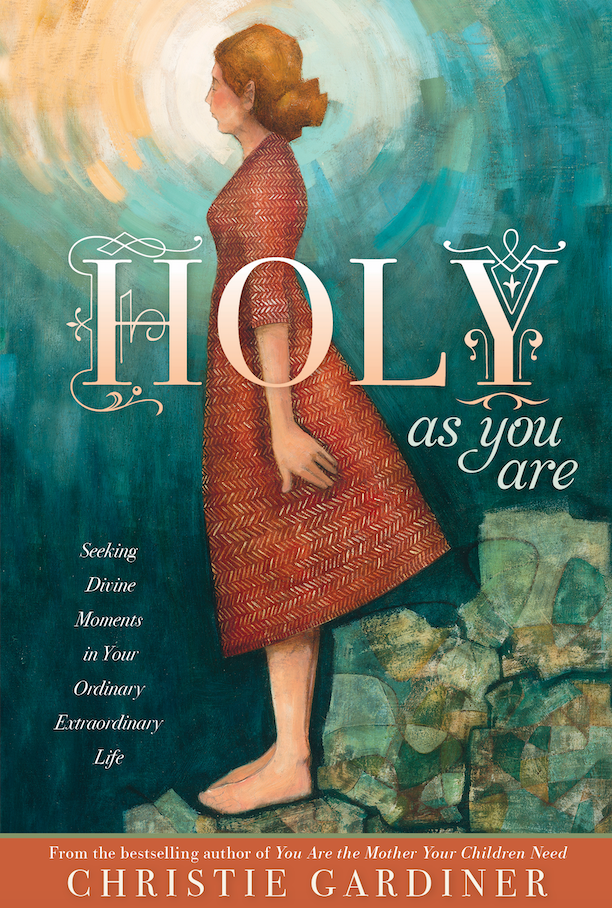 Holy as you are