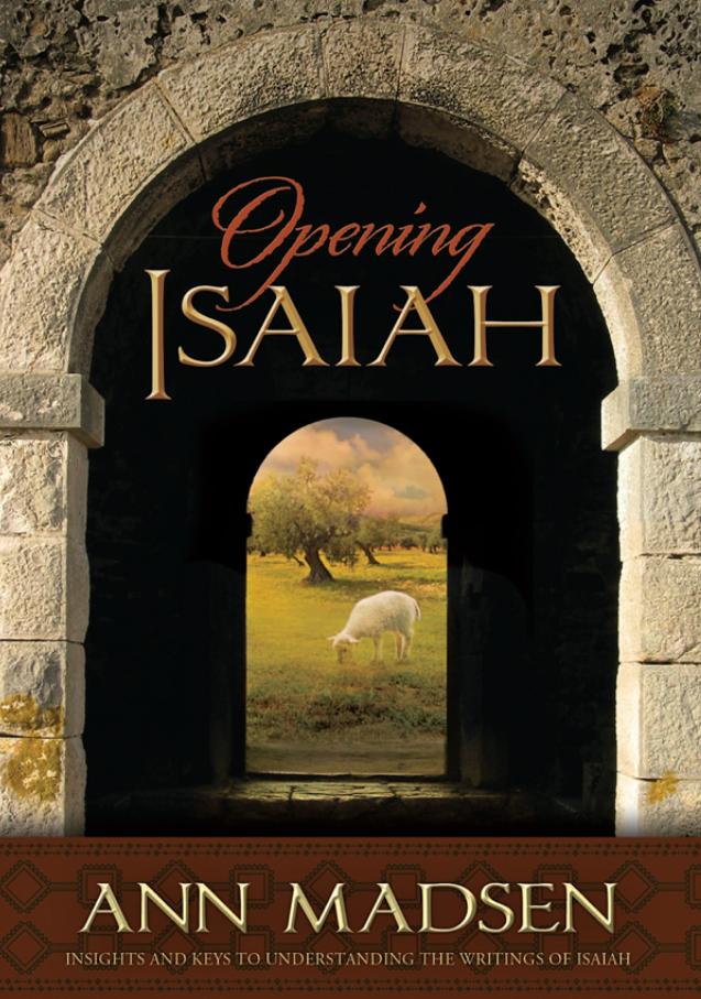 Opening isaiah dvd