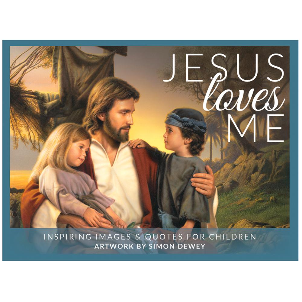Jesus loves me pack   simon dewey