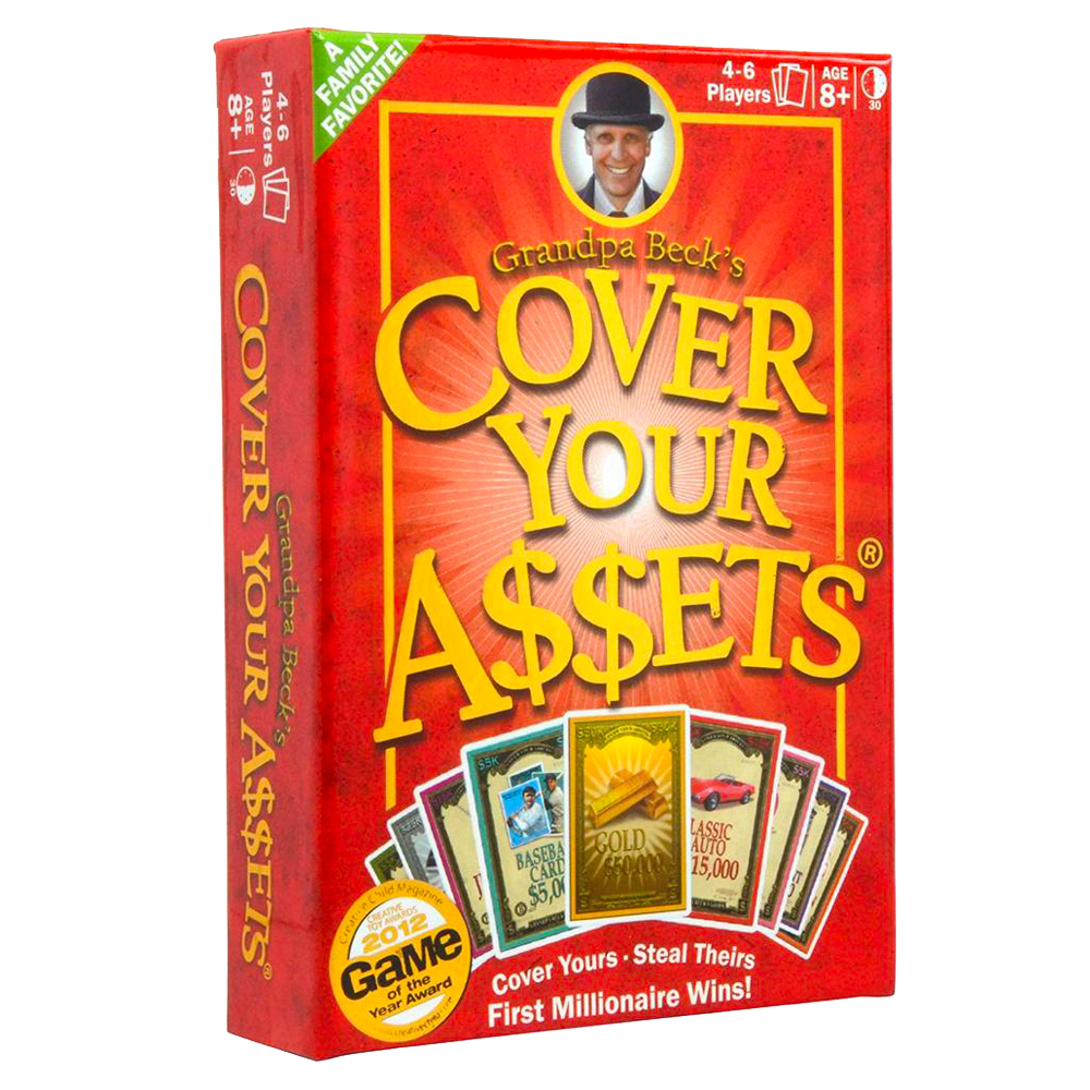 Image result for cover your assets