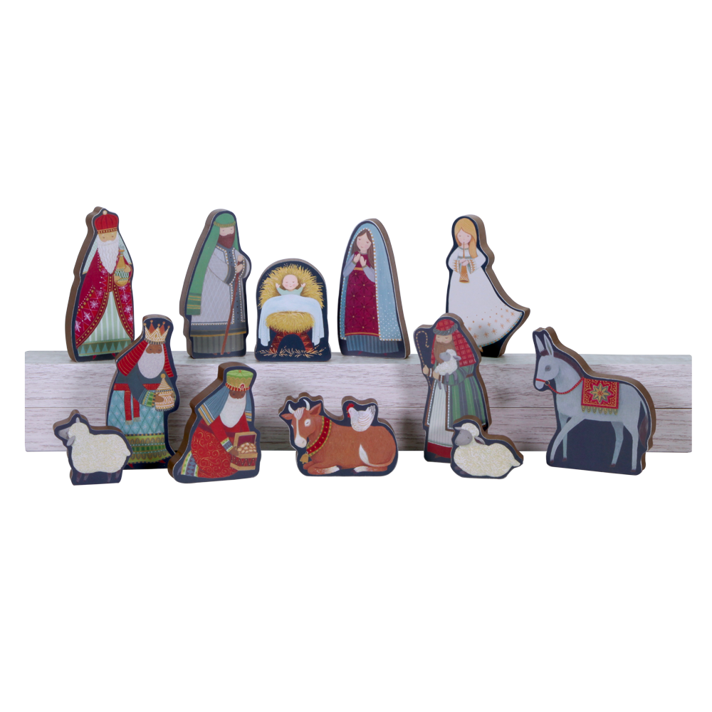 Children's Countdown Nativity
