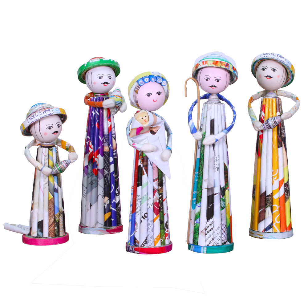 Unique Nativities from Around the World