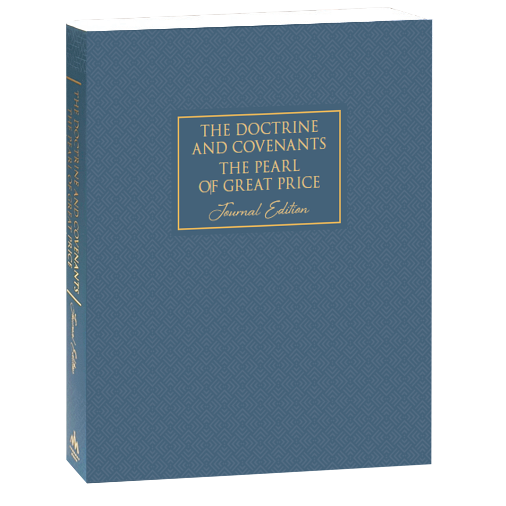 The Doctrine and Covenants and Pearl of Great Price, Journal Edition, Neutral