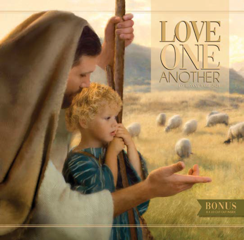 2021 Love One Another Calendar