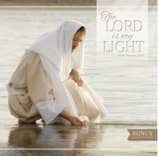 2021 The Lord is My Light Calendar