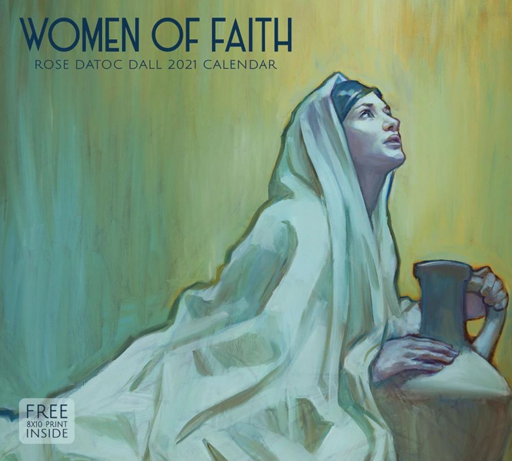 2021 Women of Faith Calendar